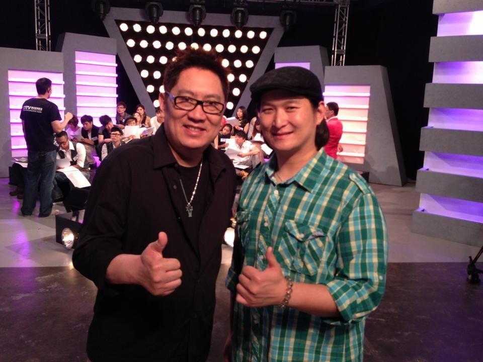 陳美威老師 & Johnny