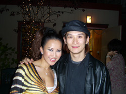 李玟 Coco Lee & Johnny