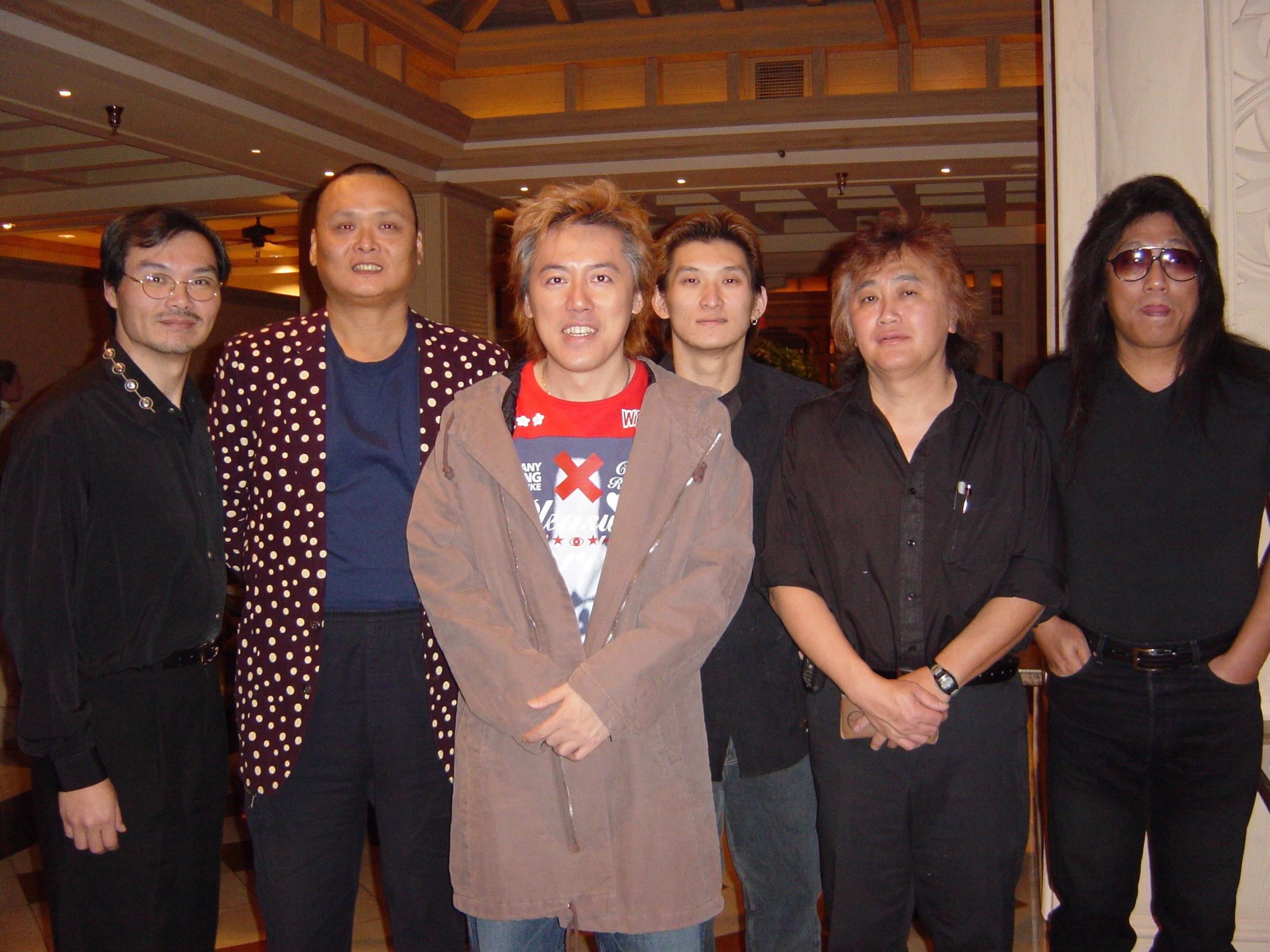 張宇 Phil & Band