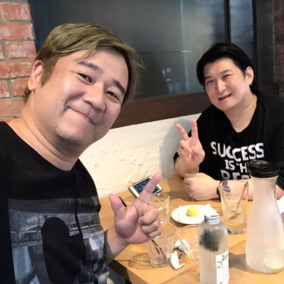 瞿友寧導演 and Johnny