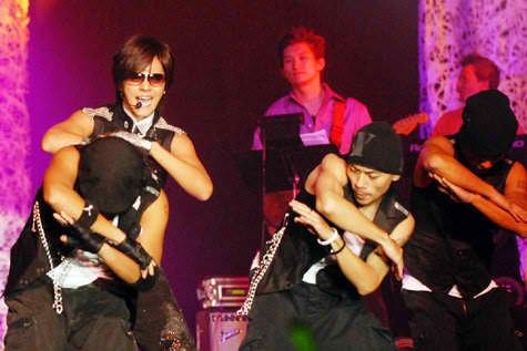小豬 Show Luo Concert