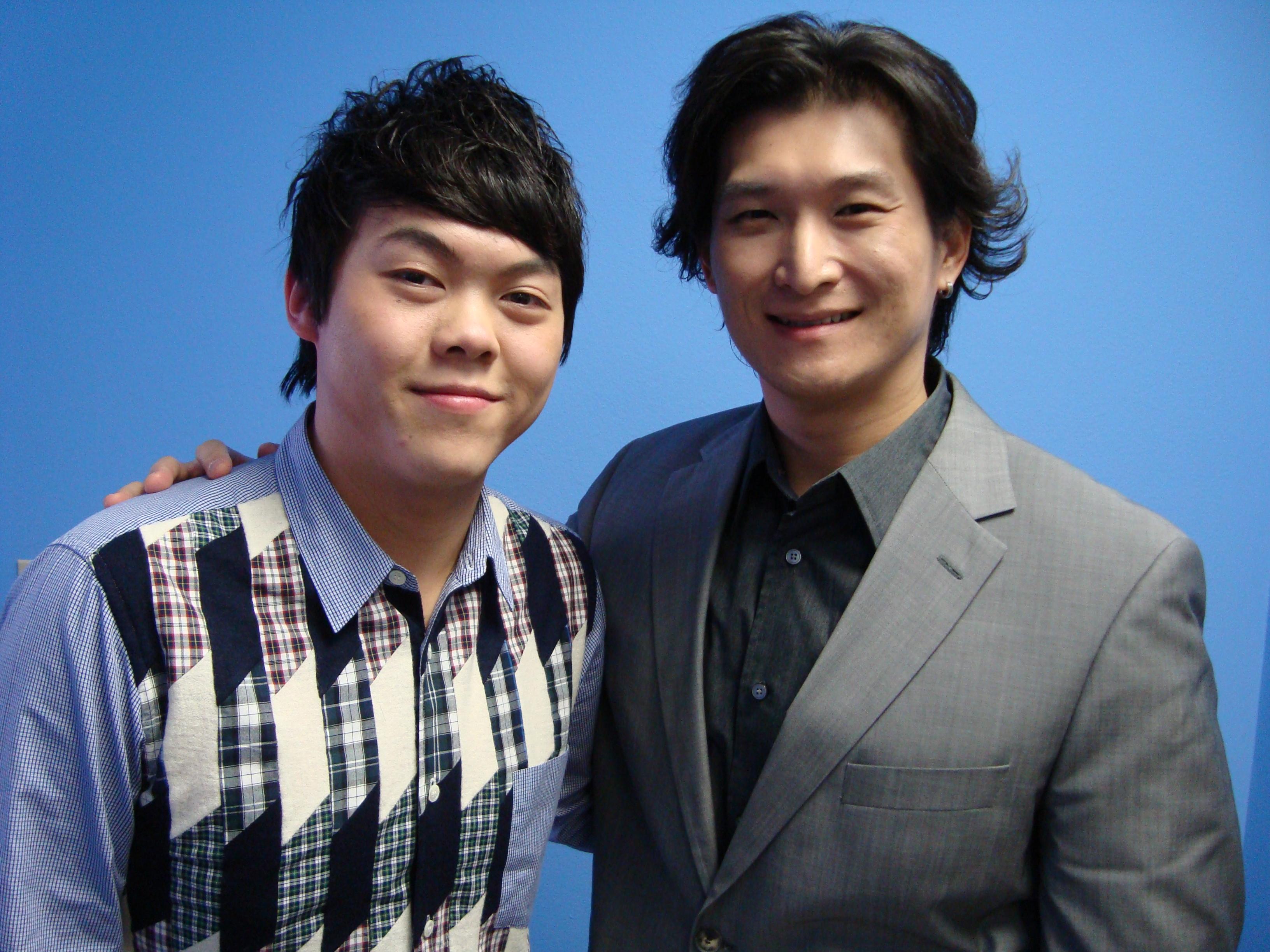 曾昱嘉 & Johnny