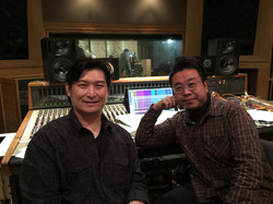 Micky Yang and Johnny, 強力錄音室