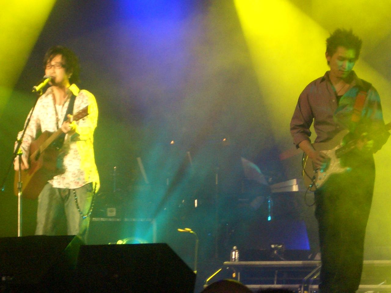 周傳雄 & Johnny In Concert