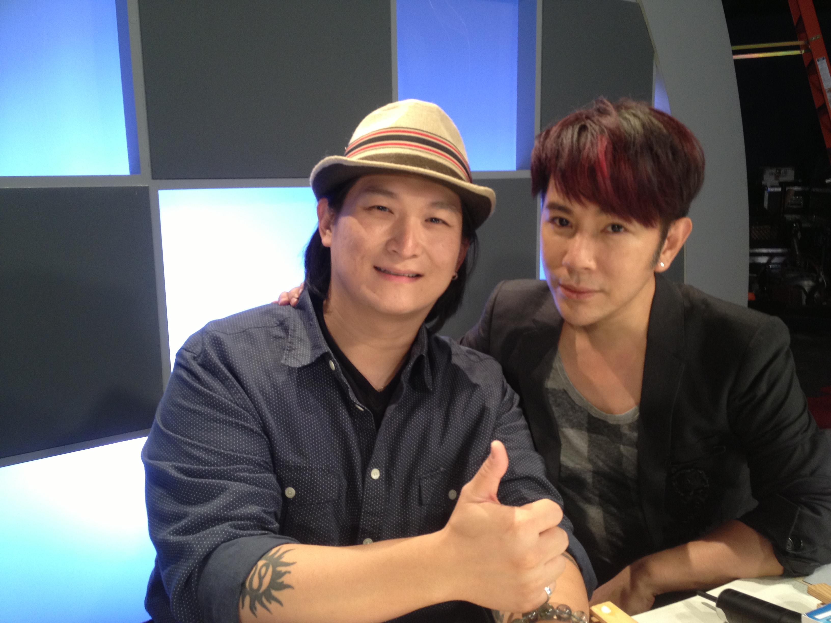 梵緯老師 & Johnny