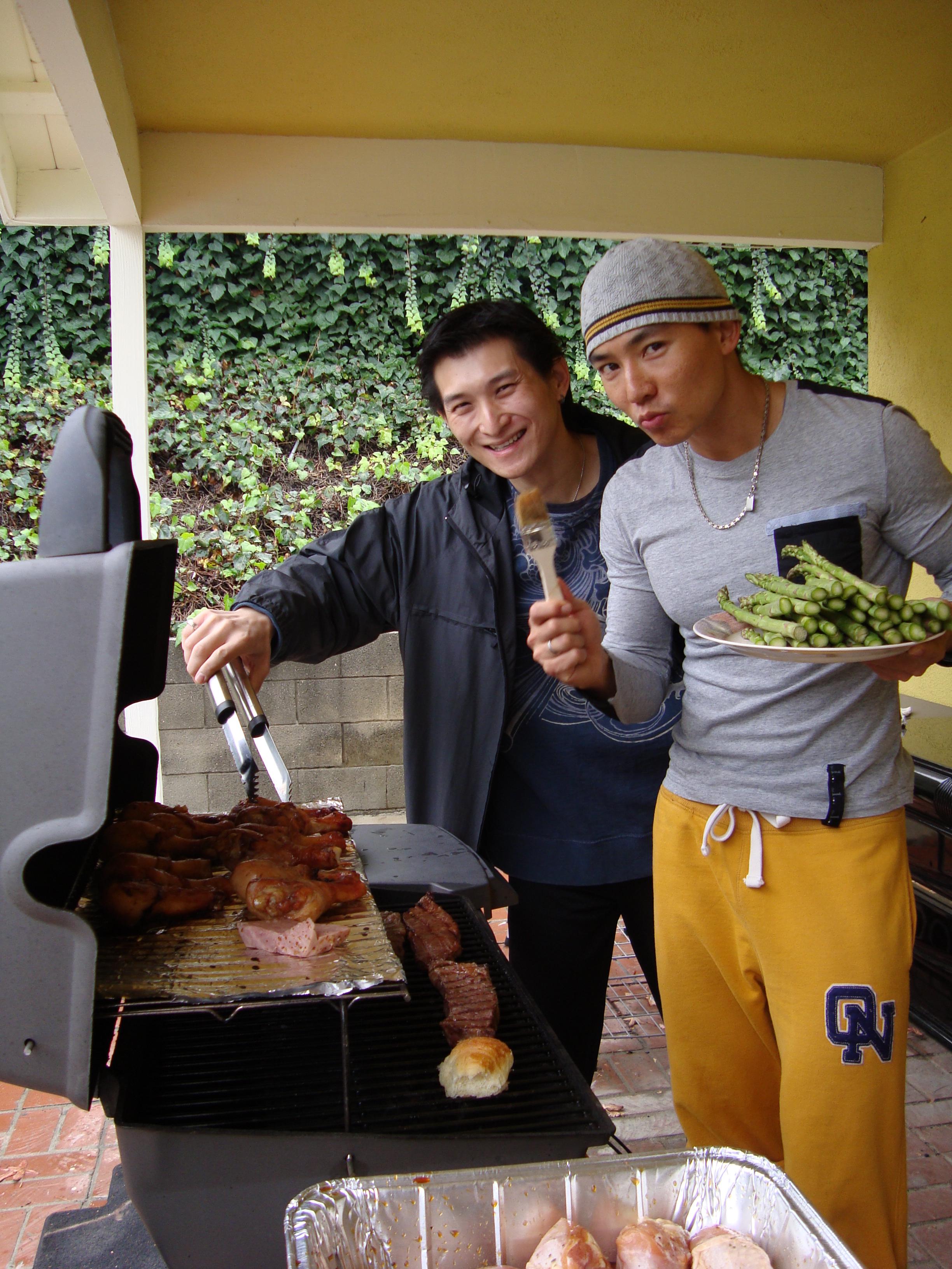 劉耕宏 & Johnny