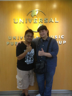 Universal A&R Arthur & Johnny