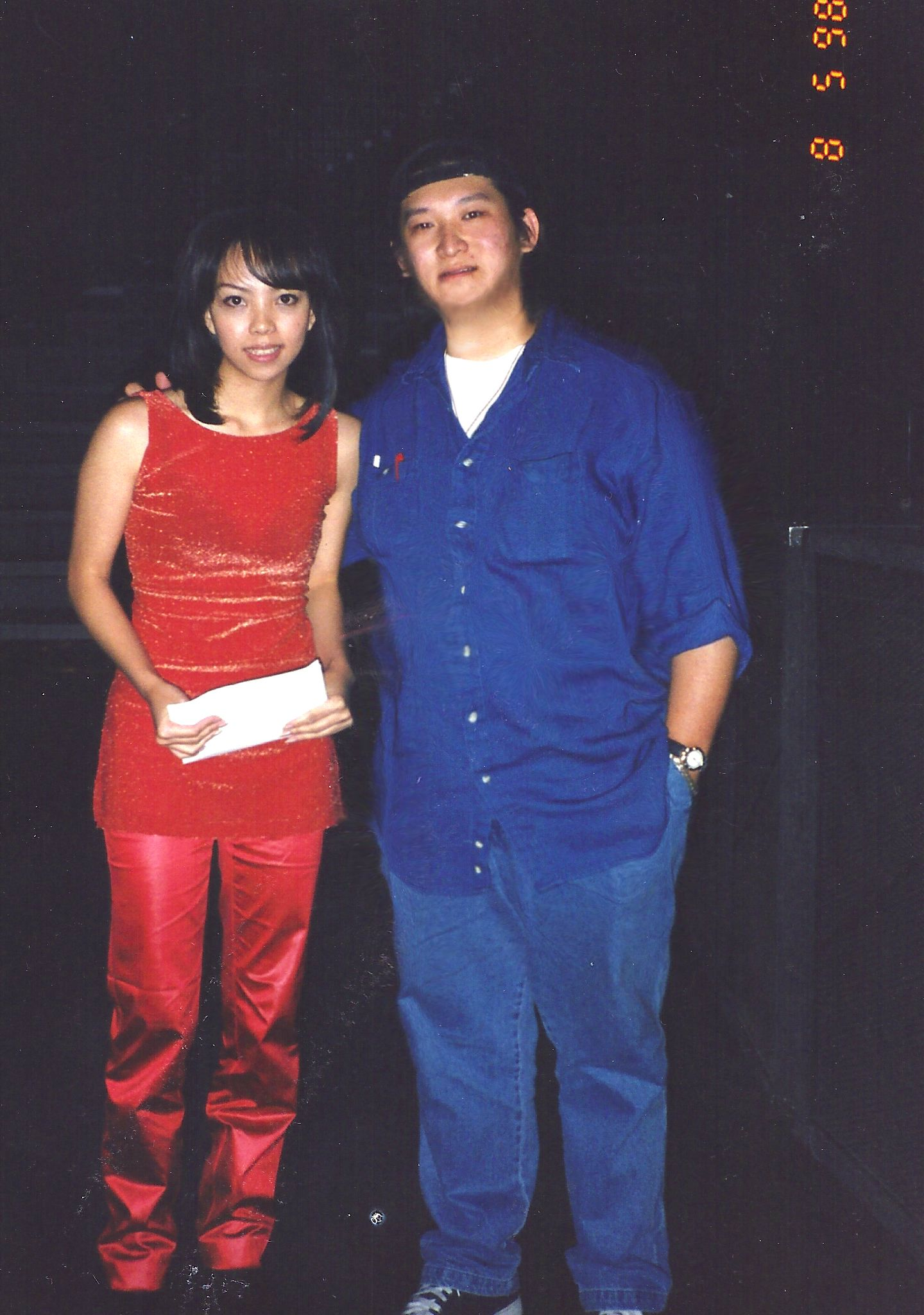 張惠妹 & Johnny