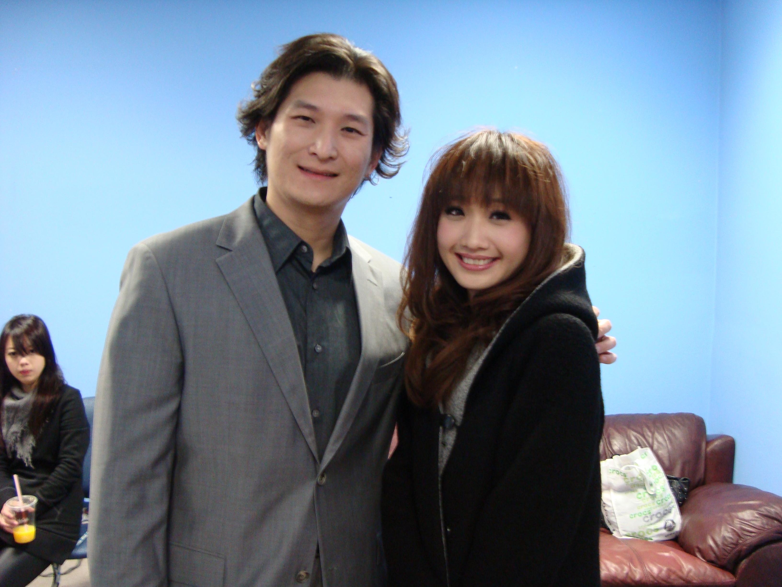 朱利靜 Miu & Johnny