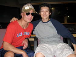 Andy On & Johnny, MBS Studios, HK