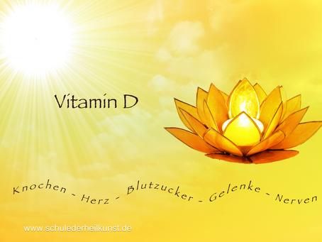 Vitamin D und der Weg zurück zum Licht