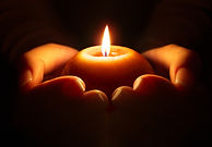 prayer - candle in hands .jpg