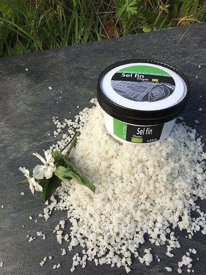 Sel fin thym 120 g