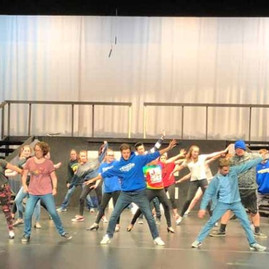 High School Combined Musical with Kohler - Grease