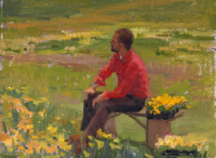 Host of Golden Daffodils