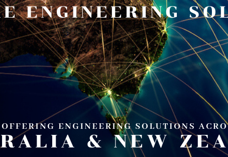 Engineering Services Across Australia & New Zealand