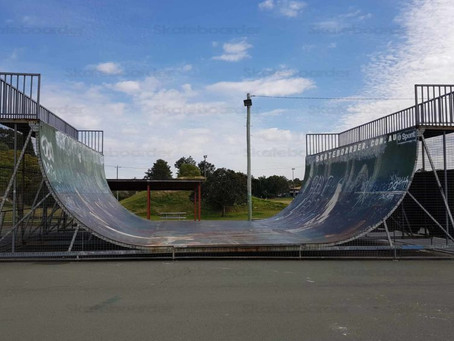 Upgrade to the Beenleigh Doug Larsen Skate Park