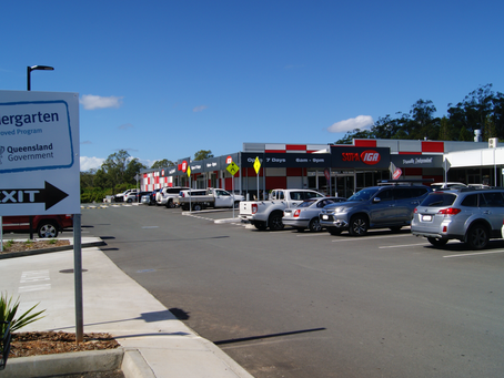 Commercial Development - 101 Valley Way, Mount Cotton