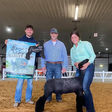 Reserve Grand Show 1 & 5th Overall Show 2