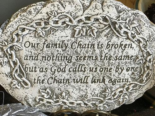 Family Chain Stone