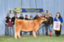 Res Champ Char Comp - Jr Show NWSS - Tur
