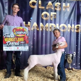 4th overall Show 1 & 5th overall Show 2
