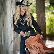 2020 Miss Rodeo Nebraska Joeli Walrath P