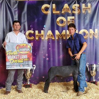 4th overall Show 2 & 5th overall Show 1