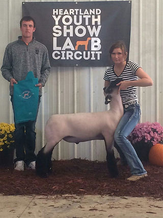 Grand Champion Market Lamb HYSLC GRAND F