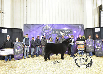4th Overall Ring A - KS Classic - Grace