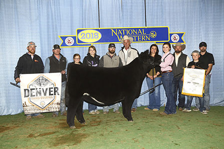 3rd Overall Prospect Hfr Show - Abby Bel