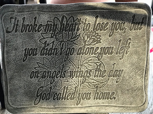 Called Home Stone