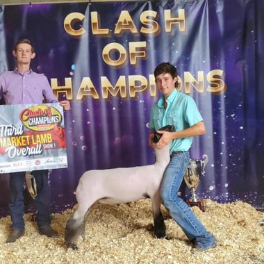 3rd overall Show 1