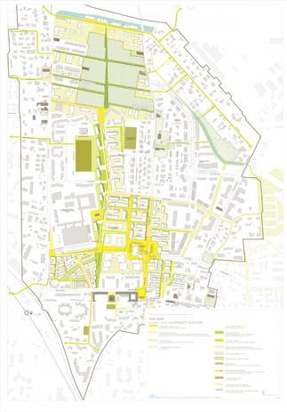 31 Toulouse / Quartier Izards - Trois-Cocus