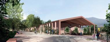 2A Sarrola / Groupe scolaire