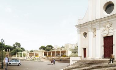 2B Corbara / Espace public et culturel