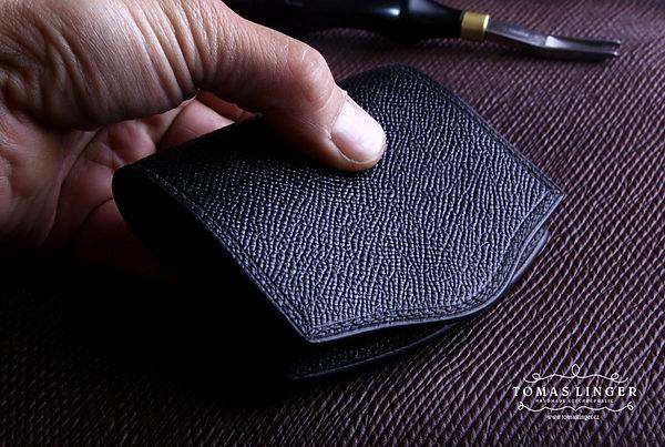 luxusni penezenka panska z kuze rucne vyrobena