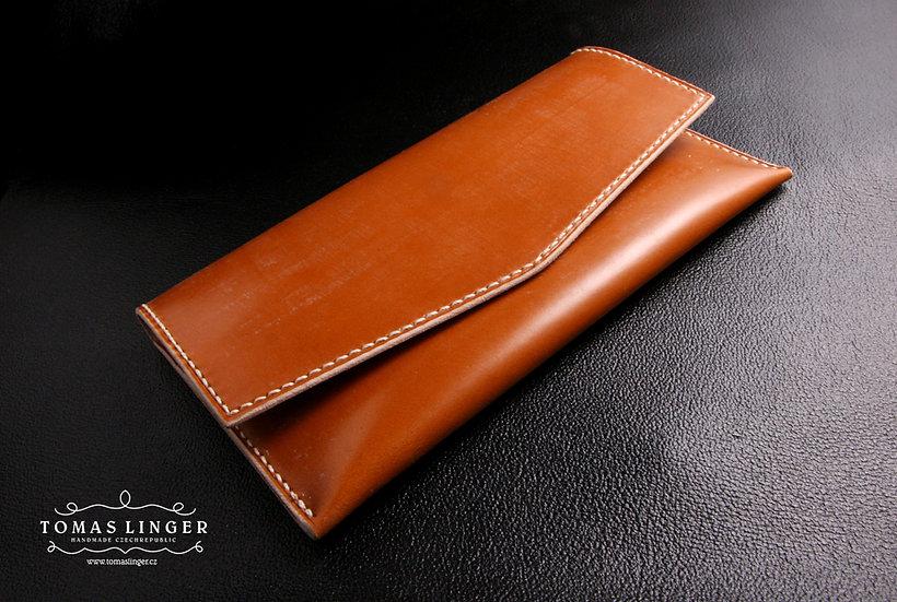 Navždy spolu II - robusní a přesto elegantní peněženka s kapsou na drobné