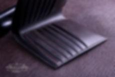 dokladovka z prave kuze rucne usita