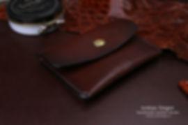 malá dámská peněženka kůže