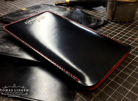 Bridle - nádherná kůže pro pouzdra na mobilní telefony