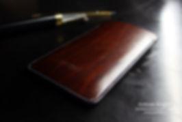 Apple iPhone X pouzdro pro telefon z kůže