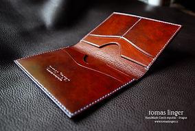 pouzdro na pas a platebni karty