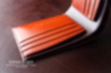 peněženka pánská tan z kůže
