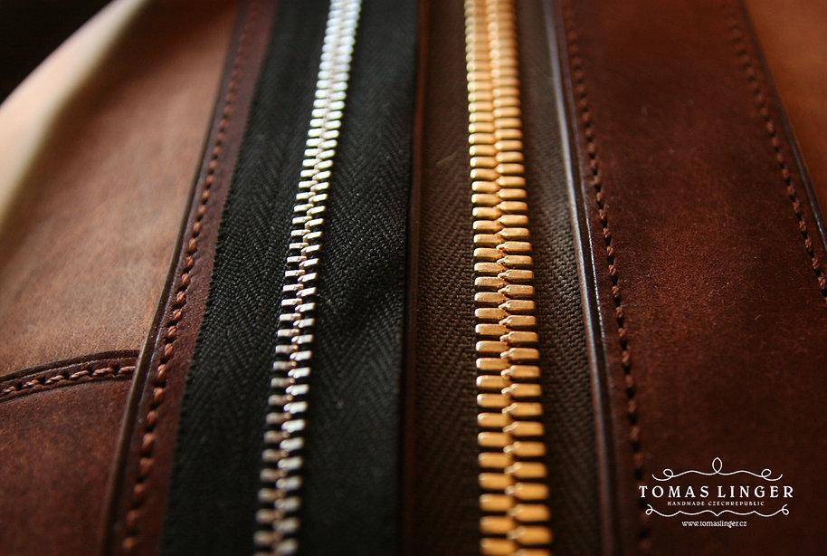 ykk excella kvalitni kovovy zip