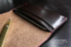 pouzdro pro Apple s klopou z kůže