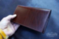 pánská peněženka na zakázku z kůže luxusní dárek 1