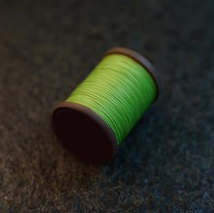 Royal Green Monster - barva ručního šití na pouzdra pro telefon