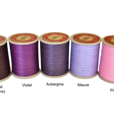 DarkBrown, Violet, DarkViolet, Lila, Pink.