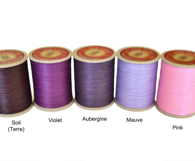 DarkBrown, Violet, DarkViolet, Lila, Pink.
